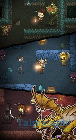 download the greedy cave cho iphone