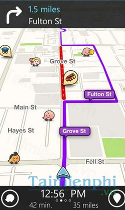 download waze cho windows phone