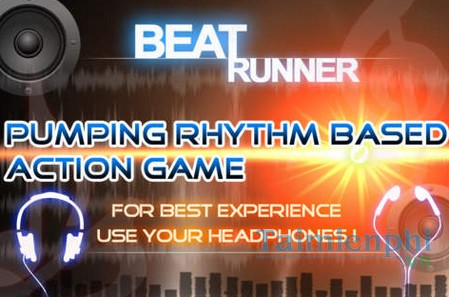 download beat runner cho iphone