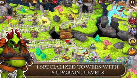 download brave guardians td cho iphone