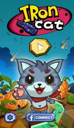 download iron cat cho android