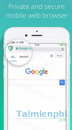download aloha browser cho iphone