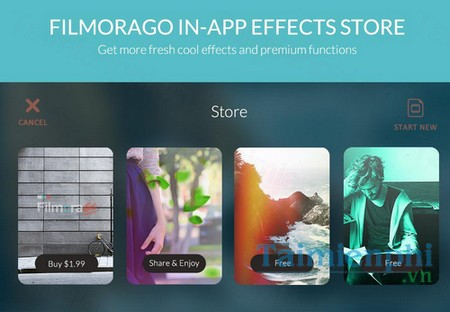 download filmorago cho android