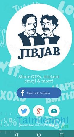 download jibjab cho iphone
