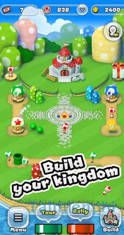download super mario run cho android