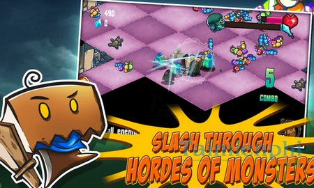 download slashy hero cho android