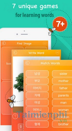 download 6000 words cho iphone