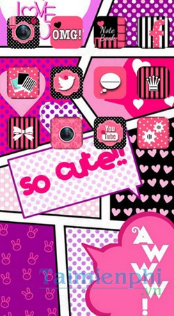 download cocoppa cho iphone