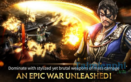 download dynasty warriors unleashed cho android
