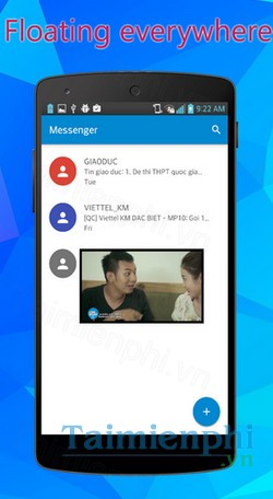 download float tube video cho android