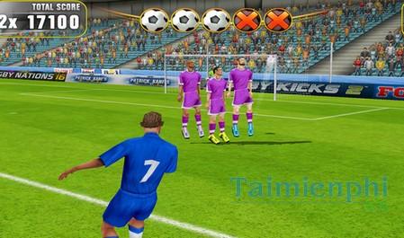 download football kicks cho android