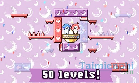 download heart star cho iphone
