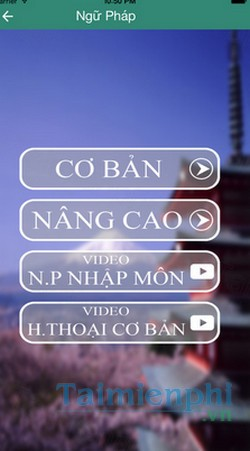 download hoc tieng han quoc cho iphone