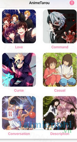 download learn japanese phrases through anime cho iphone