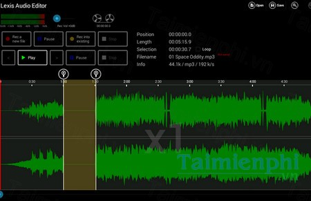 download lexis audio editor cho android