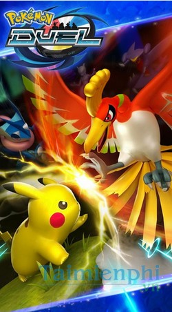 download pokemon duel cho iphone