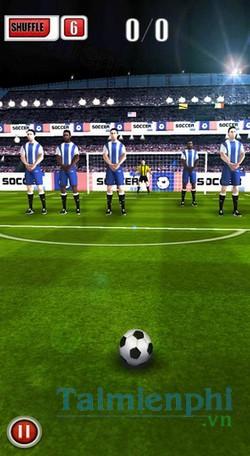 download soccer kicks cho android