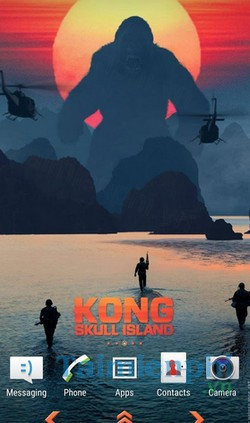 download xperia™ kong skull island cho sony