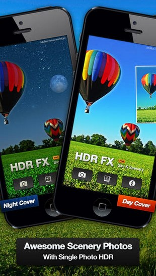 HDR FX for iOS