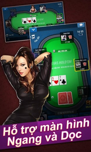 Texas Poker Việt Nam for Android