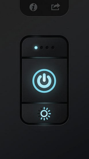 myLite Flashlight for iPhone