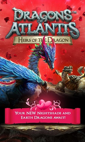 Tai game Dragons of Atlantis Heirs cho android