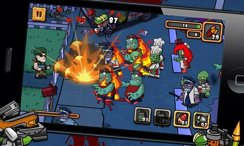 Zombie Age for Android