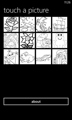Kid Coloring Book for Windows Phone