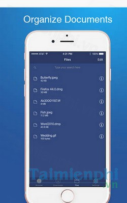 download idm high speed loader pro cho iphone