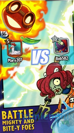 download plants vs zombies™ heroes cho android