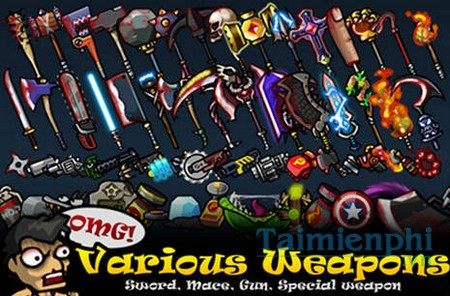 download zombie sweeper cho iphone