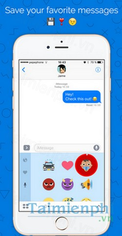 download another voice for imessage