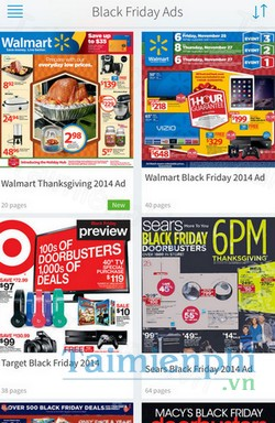 download black friday shopping cho iphone