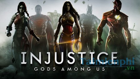 download injustice gods among us cho iphone