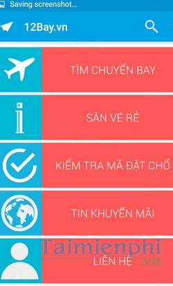 download san ve may bay gia re cho android