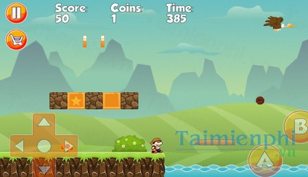 download super mario cho android