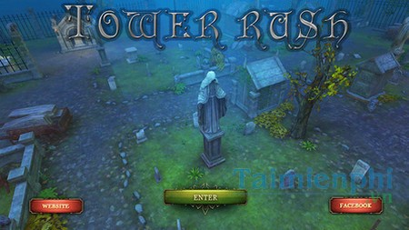 download towers rush cho iphone