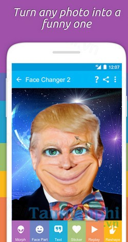 download face changer 2 cho android