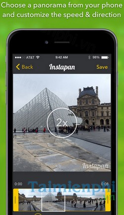 download instapan cho iphone