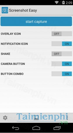 download screenshot easy cho android