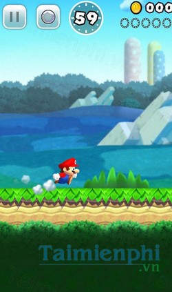 download super mario run cho iphone