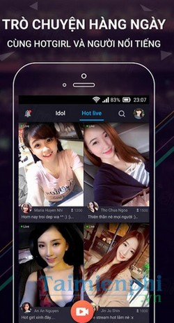 download talktv live cho android