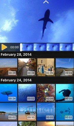 download video rotate flip cho iphone
