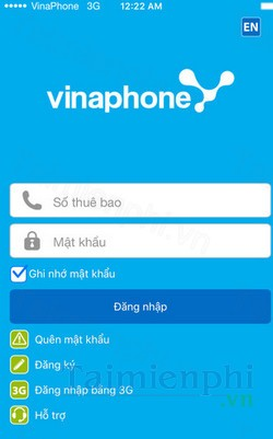 download my vinaphone cho iphone