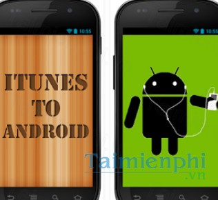 download itunes to android transfer