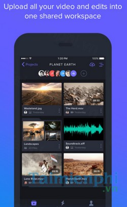 download frameio cho iphone