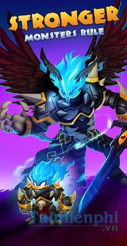 download monster legends cho android