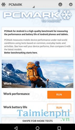download pcmark cho android
