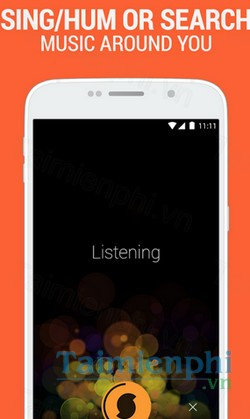 download soundhound cho android