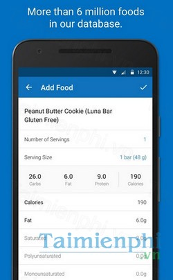 download calorie counter cho android